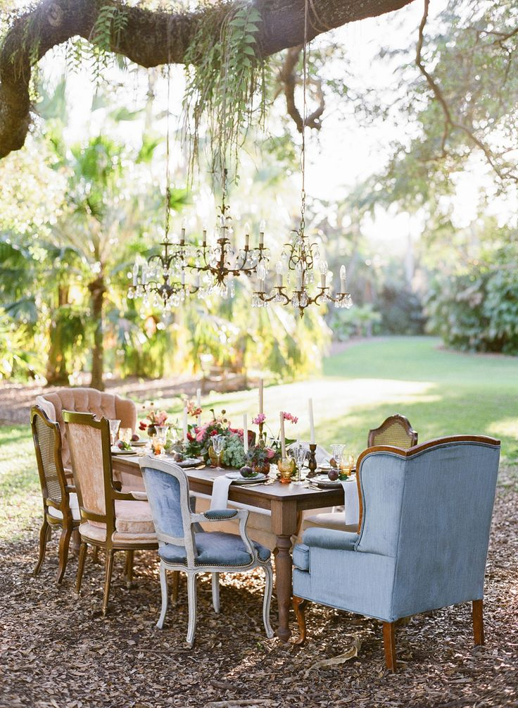 Venue: Fairchild Tropical Botanic Gardens  - www.fairchildgarden.org Floral Design: Anthology Co. - anthologyfloristry.com   Read More on SMP: http://www.stylemepretty.com/2014/05/09/floridian-spring-wedding-inspiration/
