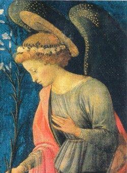 Engel - Lippi Filippino