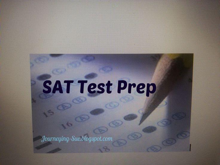 SAT Test Prep Resources