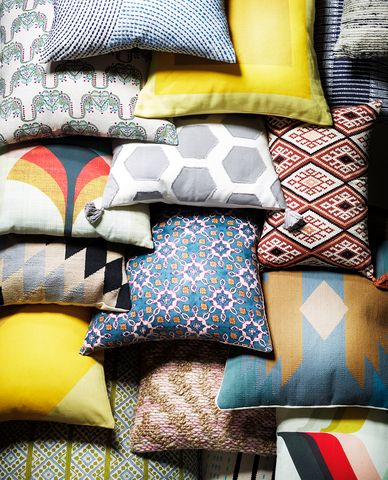The 20 Greatest Spots to Buy Textiles Online | Where to shop for bedding, drapes, rugs, and more.