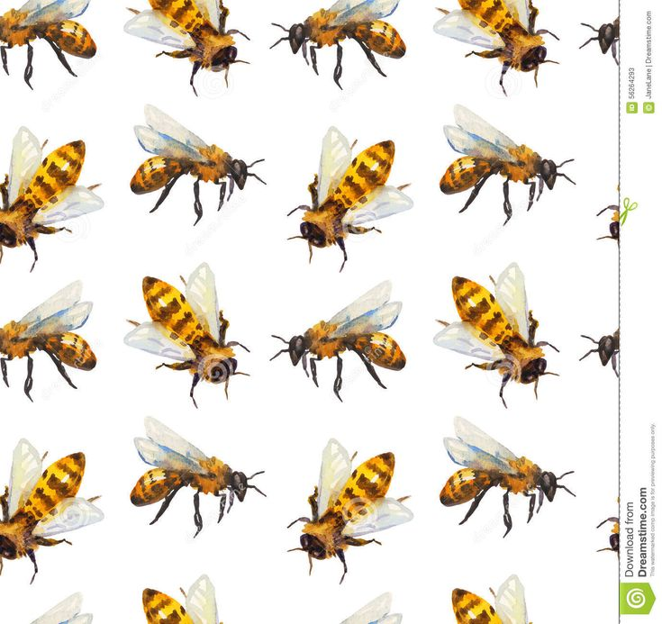 Amazing Nähen Bienenmuster Collection - Decke Stricken Muster ...