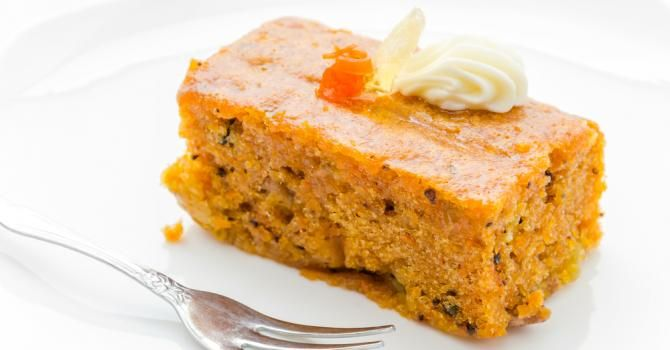 Recette de Carrot cake gourmand pour diabétiques. Facile et rapide à réaliser, goûteuse et diététique. Ingrédients, préparation et recettes associées.