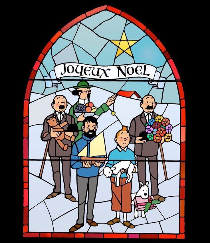 Tintin Noël