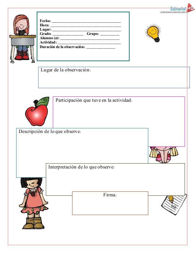 Evaluacion Intermedia En Preescolar Preescolar