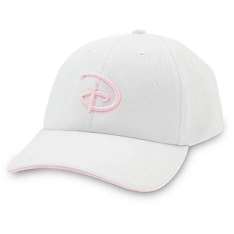 Disney ''D'' Logo Baseball Cap for Adults