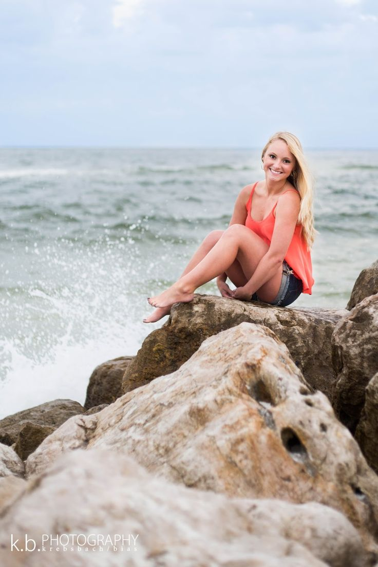 Alexa's Senior Pictures - Orange Beach & Gulf Shores, Alabama Portrait Photographer. | k.b. photography