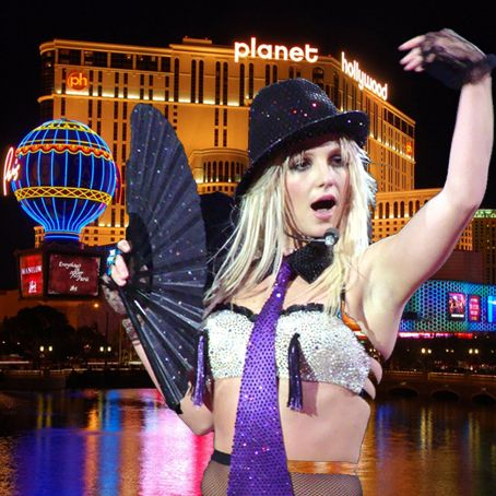 Show da Britney em Vegas