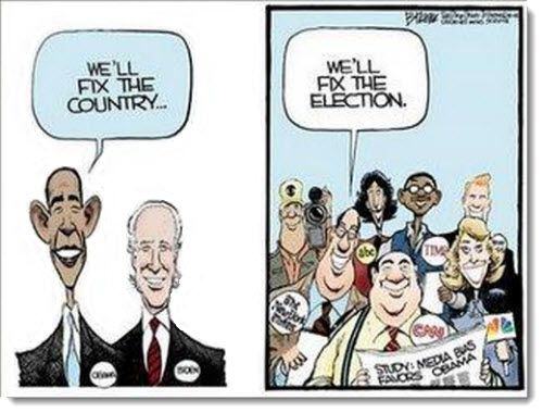 Bias in political media
