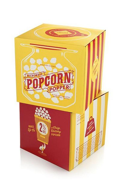 Williams-Sonoma Popcorn Box | Flickr - Photo Sharing!