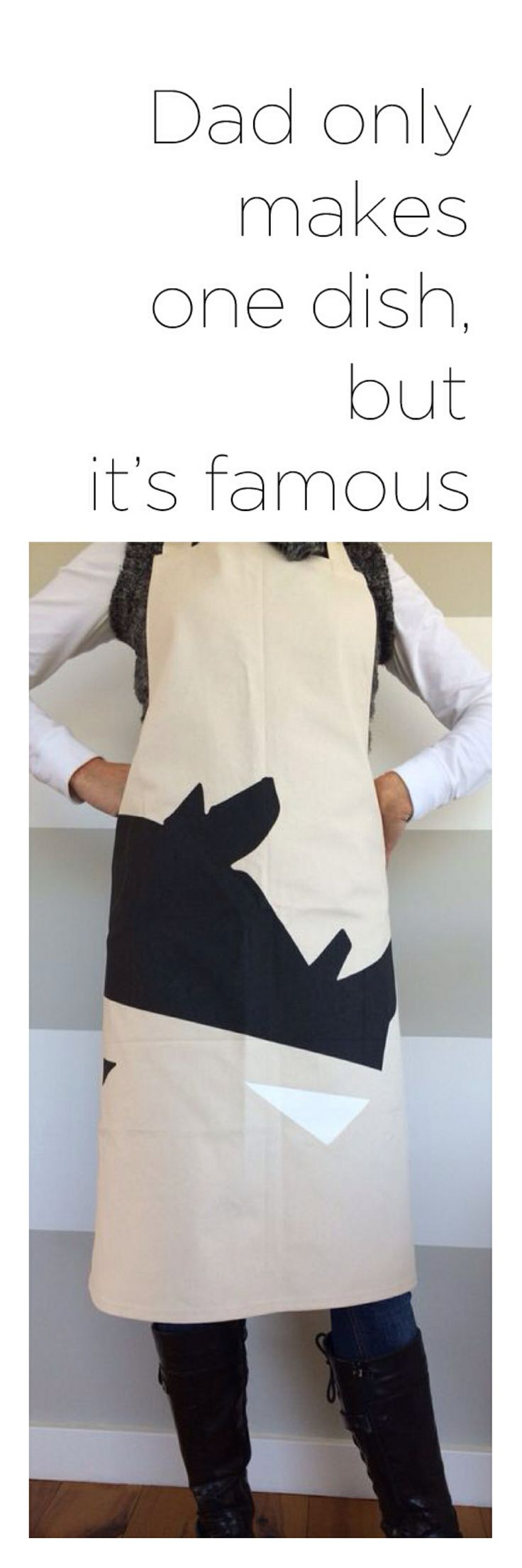 Fathers Day Aprons available @ eCo, 196 Main Rd, Walmer, Port Elizabeth, South Africa - SuzieQu Bespoke Rhino fabric