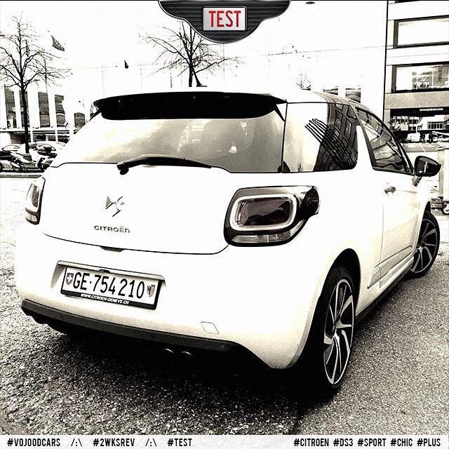 3D LED backlights /:\ Feux AR 3D à LED #vojoodcars #2wksrev #citroen #ds3 #sport #chic #plus #led #light #3d #review #test #love #cars