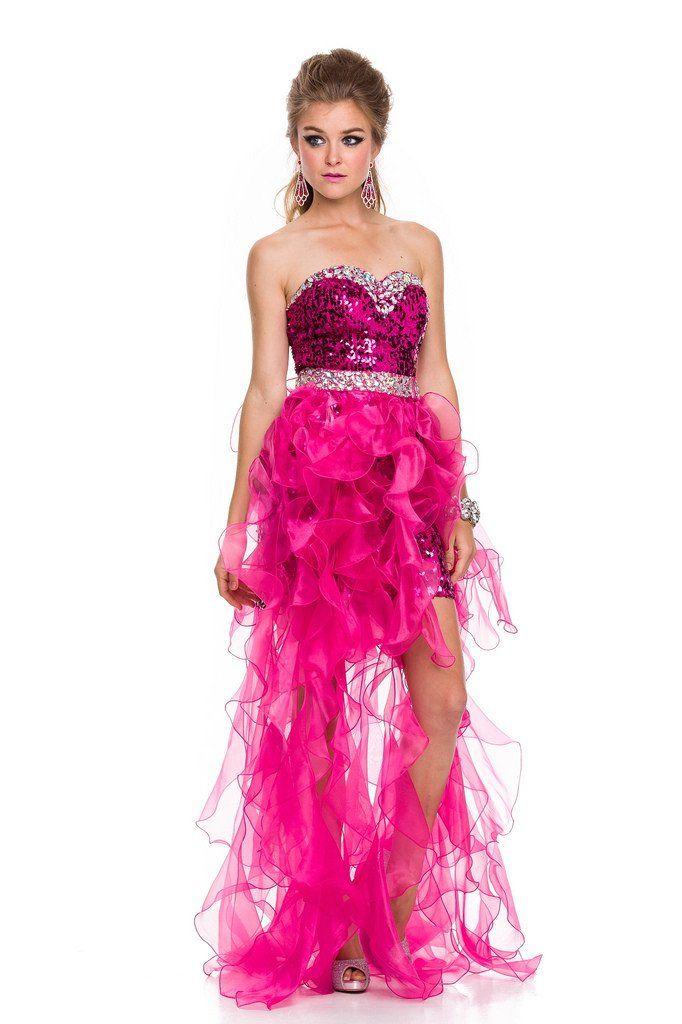 Mejores 46 imágenes de Prom dress ideas for 2015 en Pinterest ...