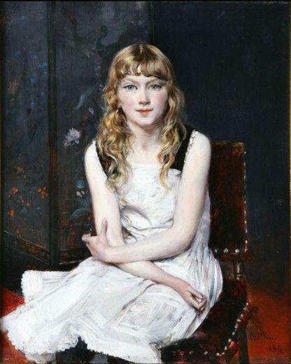 Ritratto di Irene Catlin-Giovanni Boldini