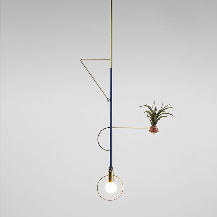 At Sight Unseen OFFSITE, Montreal designer Jean-Pascal Gauthier will present 10 of his balanced, beautiful, weightless mobile lights.