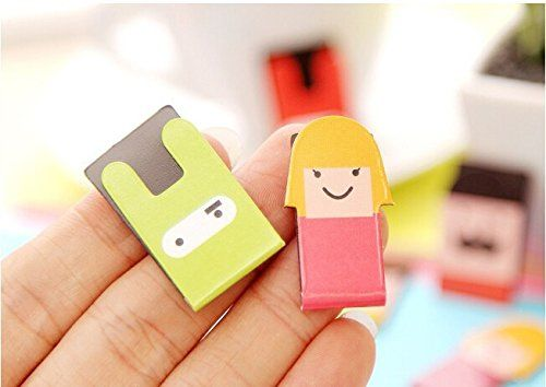 Bookmarks Magnet 24 Pcs In 6 Set Diy Gift Decorations Ofiice School Stationery Art Gifts *** For more information, visit image link.