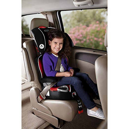 Graco Affix Youth Booster Seat with Latch System, Atomic : Child Safety Booster Car Seats : Baby