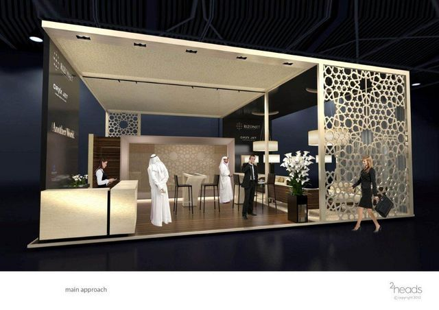 Marketing Exhibition Stand Qatar : Rizon jet gearing up to exhibit at the middle east