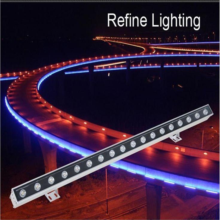 (29.60$)  Buy here  - LED Wall Washer Light Focos 220V Exterior Wandlampen Aluminum LED Strahler Highway Luminaria 12W 18W 24W 30W 36W 48W 72W 108W
