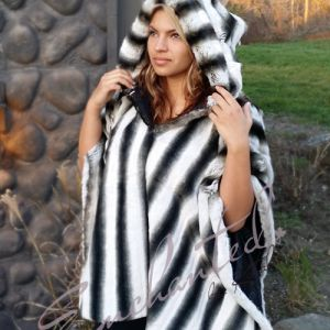 Enchanted  Winter Ponchos Collection