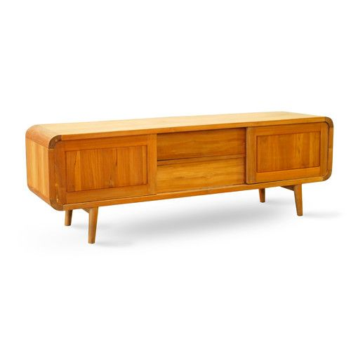 furniture singapore online solid teak wood tv console cabinet scandinavian customise