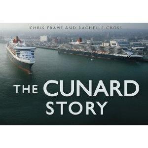#Cunard Book
