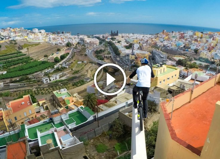 MUST WATCH: Danny MacAskill Shreds the Rooftops of Cascadia.