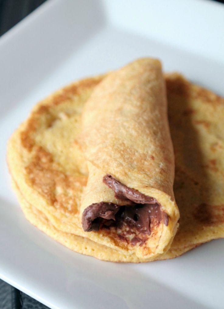 Dere kjenner meg, jeg elsker pannekaker. Jeg kan spise de hver eneste dag! I dag morges laget jeg...