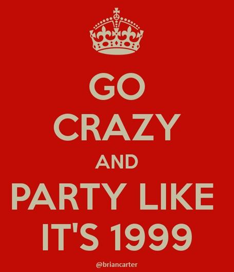 keep calm and... no wait, go crazy and...
