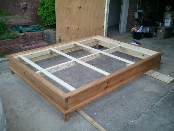 king size bed platform plans you spend nearly one third of your life sleeping additional plan sizes queen platform storage bed plans from sawdust girl bed - Diy Queen Size Bed Frame