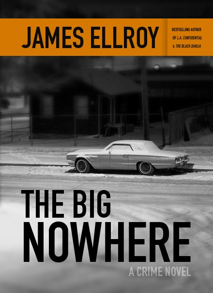 James Ellroy White Jazz Book