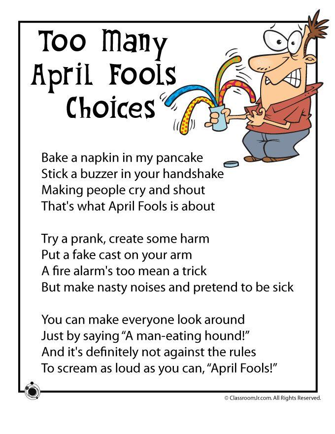 April Fools Pranks And Jokes For Kids Teach Mama 2015   Tee Wallpapers (shared via SlingPic)