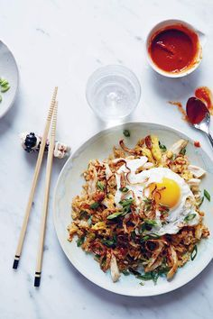 In the Kitchen With: Danielle Chang's Nasi Goreng (Design*Sponge)