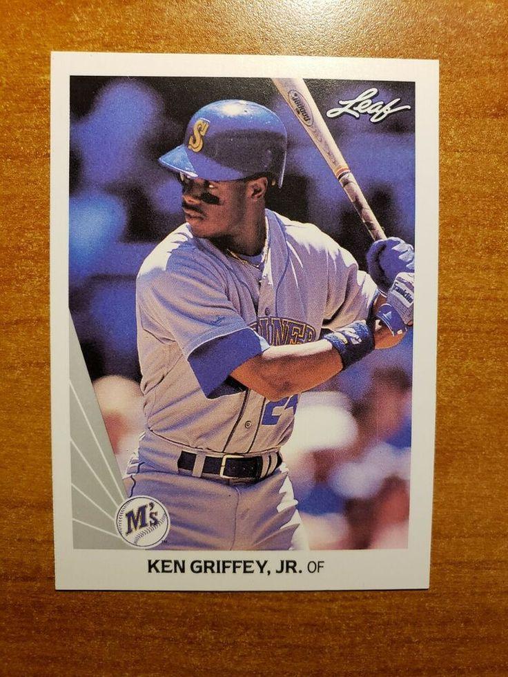 Park Art My WordPress Blog_Ken Griffey Jr Baseball Card Value 1990