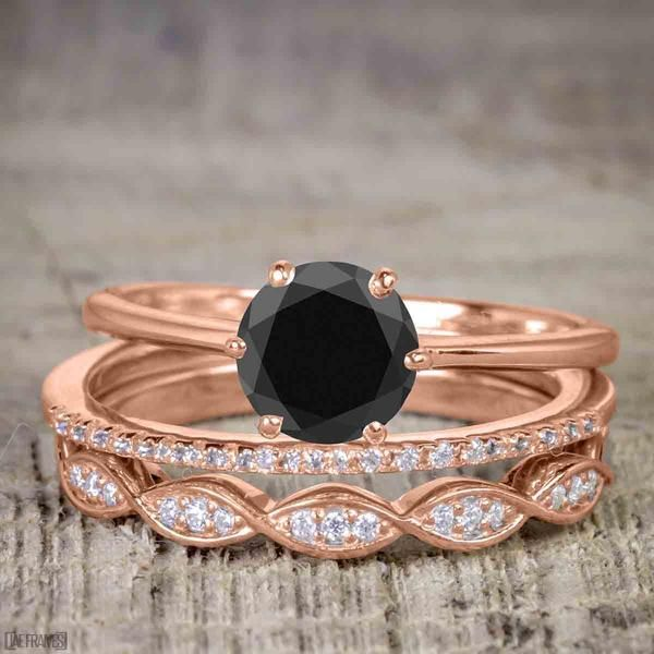 Eternity love is what the meaning of black diamond wedding
