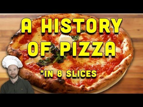 A History of Pizza in 8 Slices | Idea Channel | PBS Digital Studios - YouTube