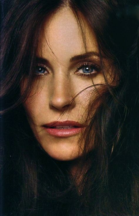 Courtney Cox ~ recently split from husband David Arquett (sp), they have one daughter named Coco.