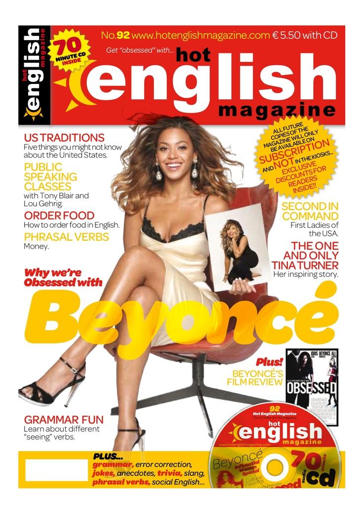 31 best Hot English Magazine images on Pinterest | English magazine ...