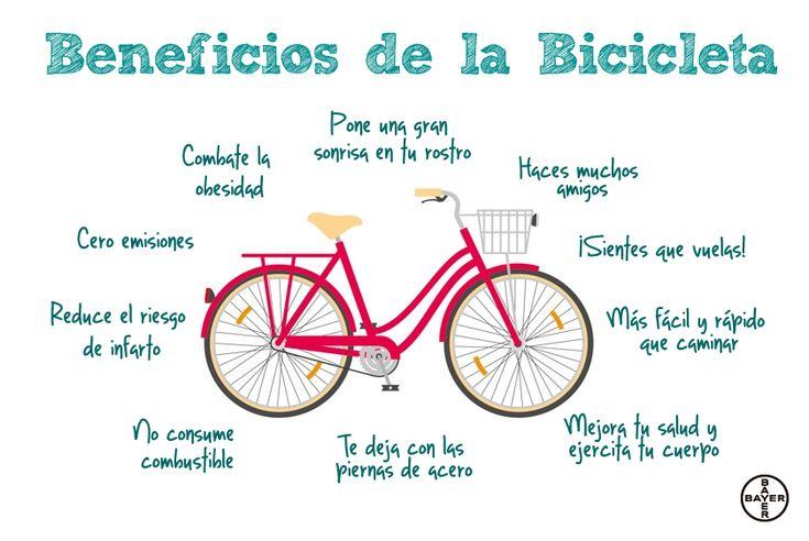 La bici también afecta a tu cabeza