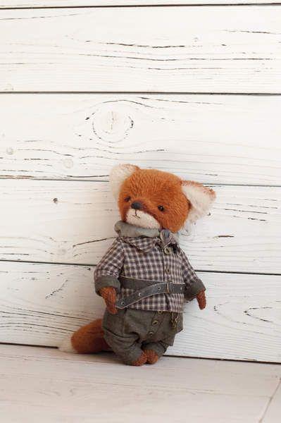 Fox Martin By Arkhipova Irina - Bear Pile