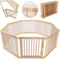 XXL Box per Bambini Barriera di sicurezza di 7,2 metri recinto di sicurezza