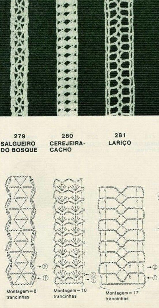 Fijne Randjes Haken Crochet Pinterest Crochet Crochet