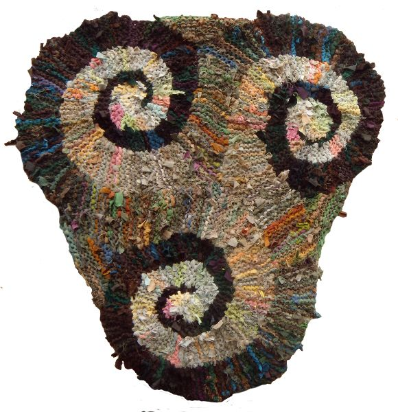 107 Best Rag Rugs, Hand Made In America Images On