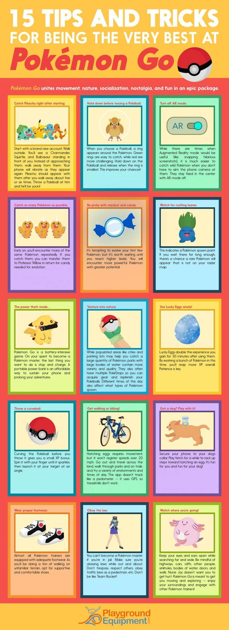 Handy Pokemon Go tips - http://www.popularaz.com/handy-pokemon-go-tips/