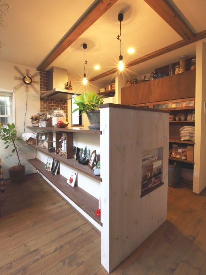 kitchen with mama~小さなハコの家~