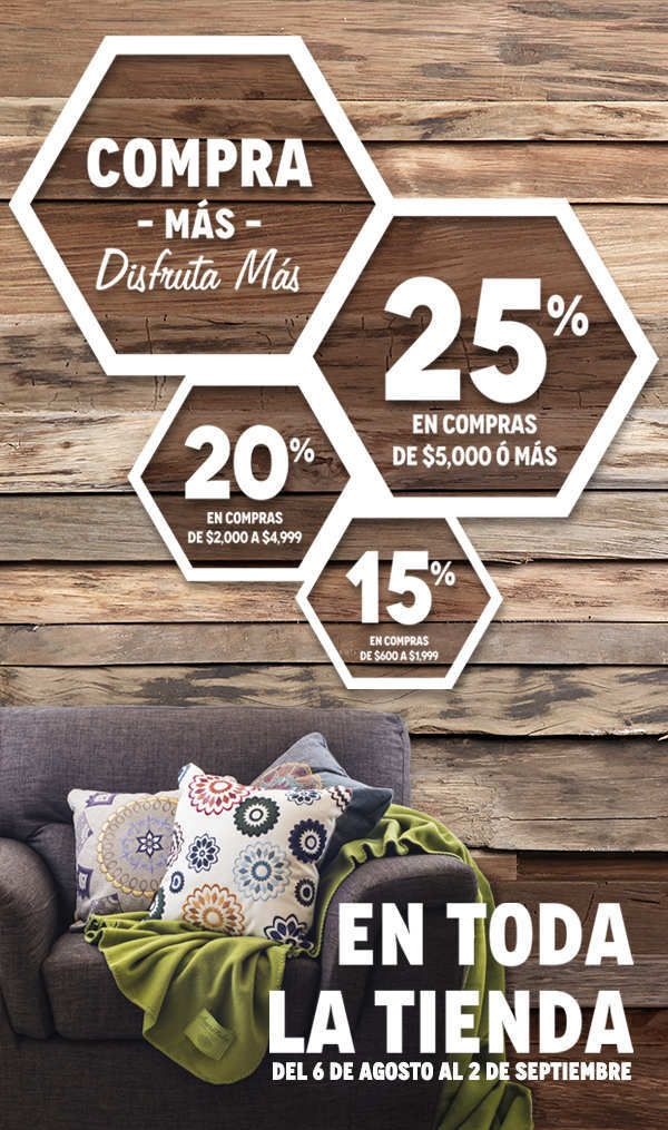The Home Store Descuentos