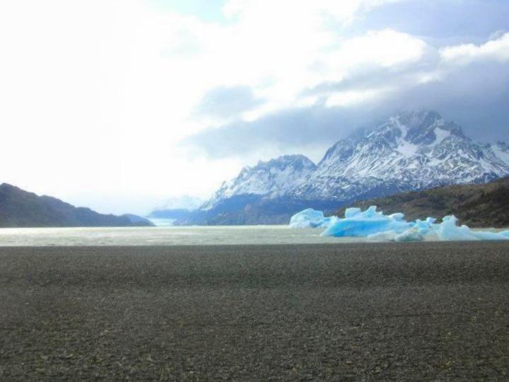 Parque Nacional Torres del Paine Lago Grey