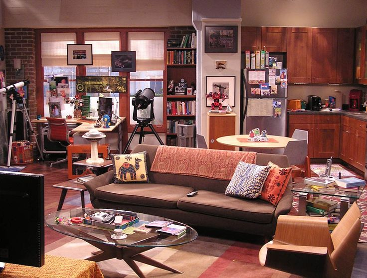 Rajesh's Apartment - The Big Bang Theory Wiki