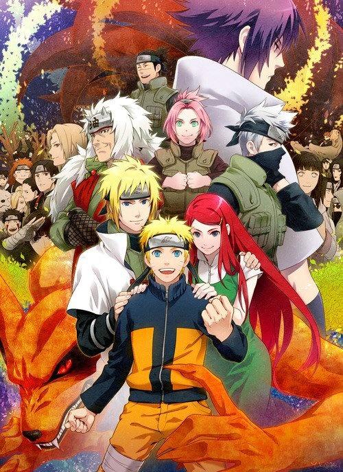 the gang  Naruto