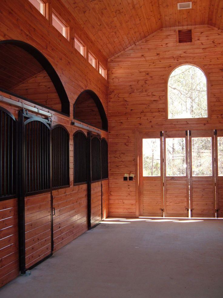 Custom Stall Iron Doors