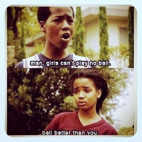 my favorite movies love and basketball Find your favorite here love & basketball - 2000 movie quotes hey this is autumn love and basketball is the best movie and here some of my fav quote's in.